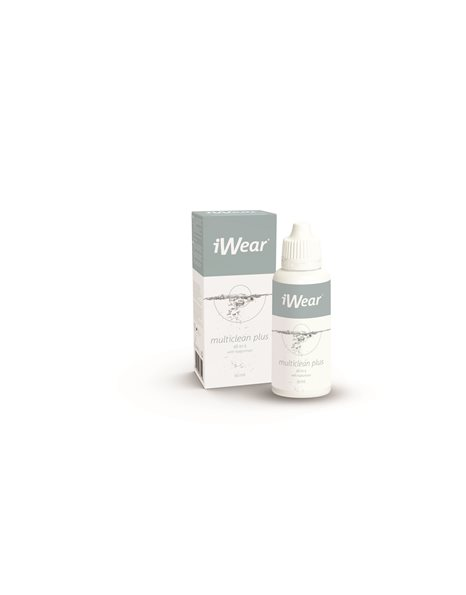 MULTICLEAN PLUS ALL-IN-1 60ml